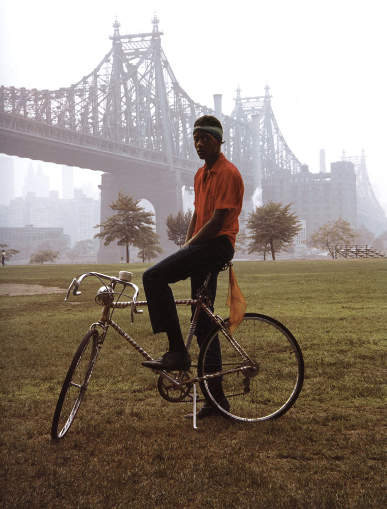 Queensboro Bridge , New York, 1964 Dye Transfer Print 20 x 16 inch