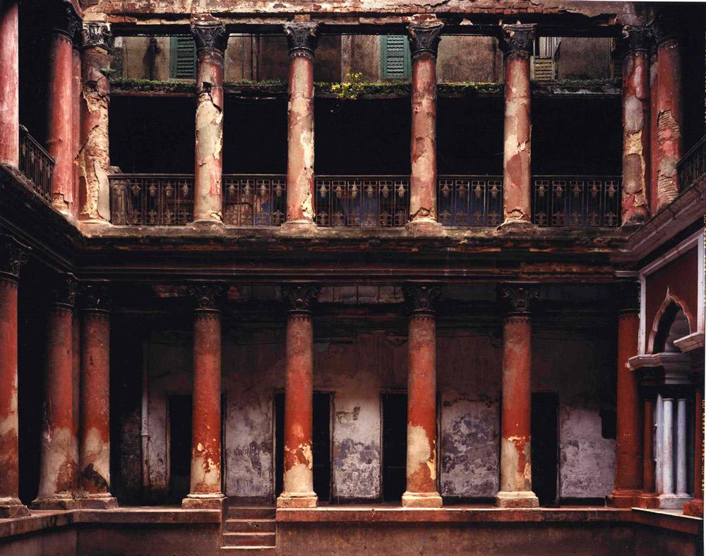 Khelat Hall, North Calcutta, India , 2001