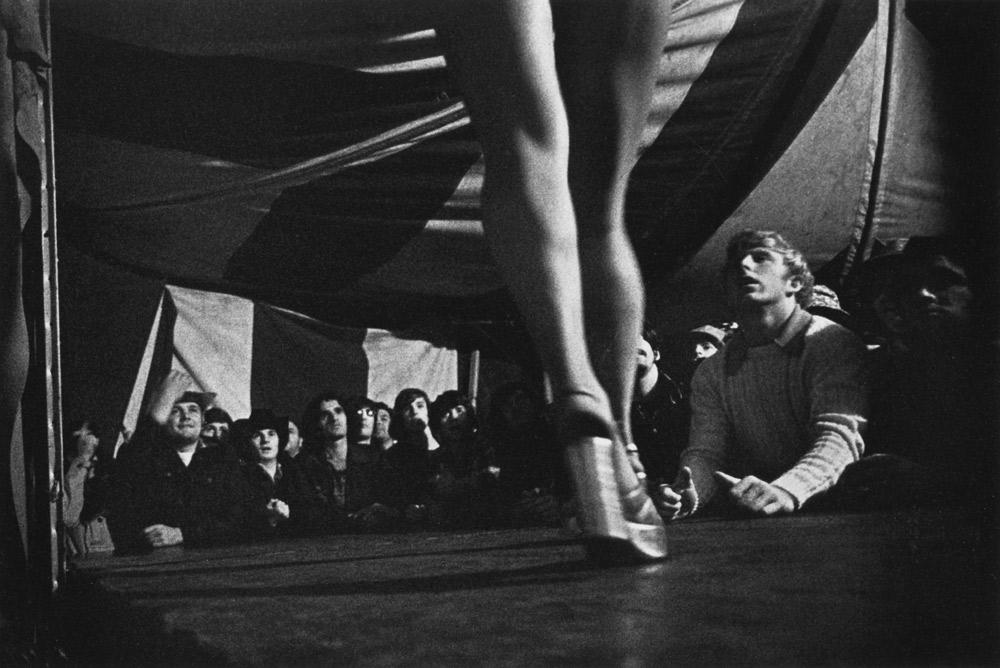 Tentful of Marks, Tunbridge, VT , 1974