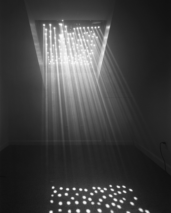 Light Entering Our House, 2004