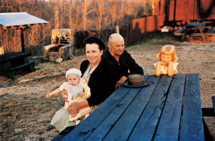 Golden Girl, Henderson County, North Carolina,  1962