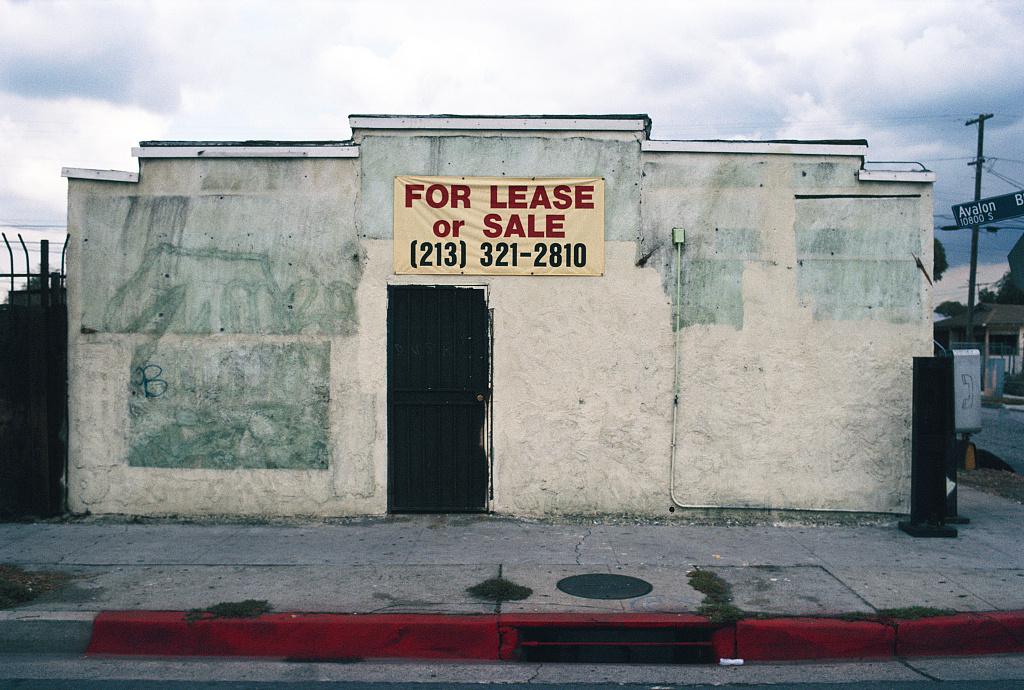 Camilo José Vergara , 10828 S. Avalon Blvd., LA, 1997 , from Time Lapse