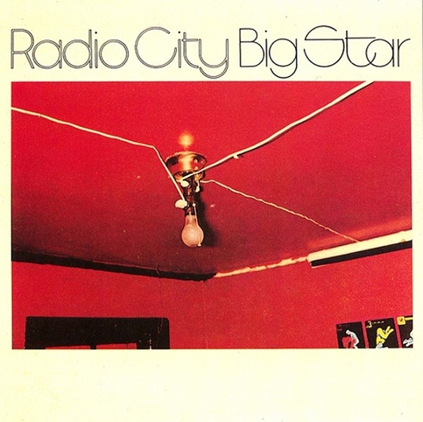 Radio City by Big Star, which uses William Eggleston's classic red ceiling shot