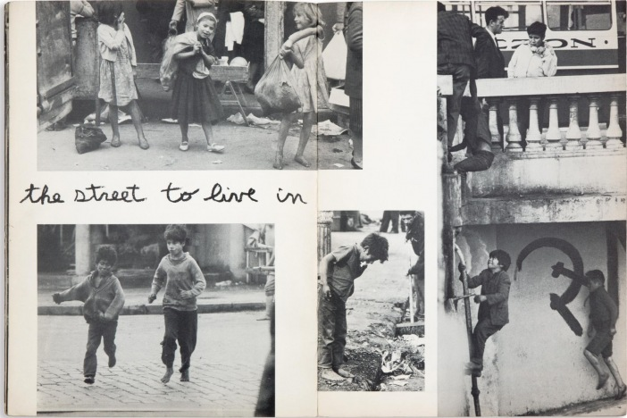 Sergio Larrain , Spread from  In the 20th Century , 1965