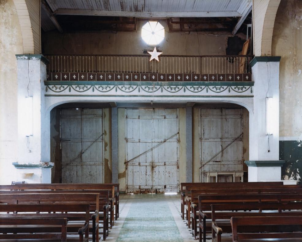 Catedral Nuestra Señora de la Asunción, Baracoa,  2004 C-print 20 x 24 inches