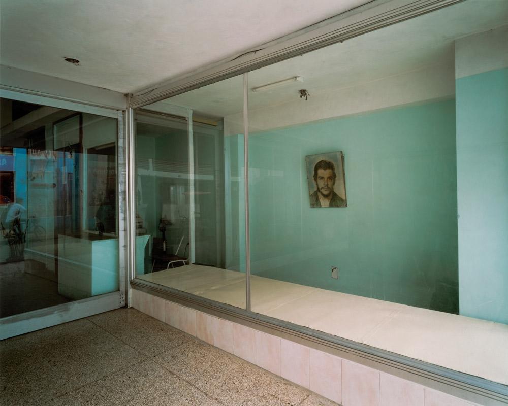 Zapatera (shoe store), Camagüey , 2004 C-print 20 x 24 inches