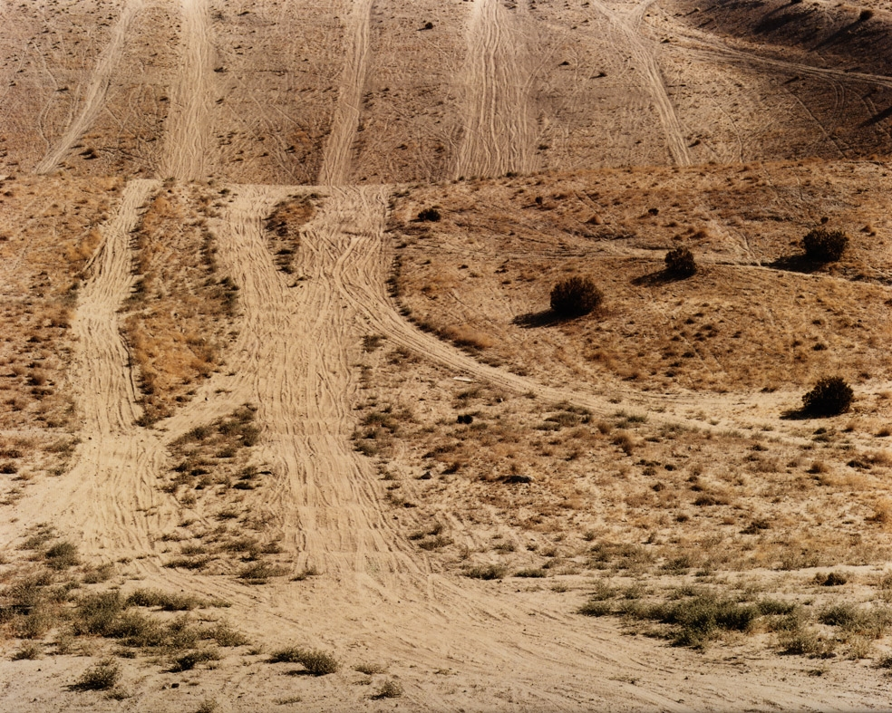 Recreational Jeep Trails, Palm Springs, CA , 1995