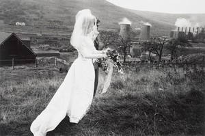 """Bruce Davidson, """"Wales, 1965"""", 1965. Mid-vintage gelatin silver print. Fine Arts Museums of San Francisco, gift of Earl and Sue Cohen. © Bruce Davidson/Howard Greenberg Gallery"""