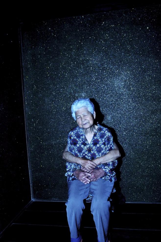 Lieko Shiga, Mother's Gentle Hands , 2009.Japan Society.