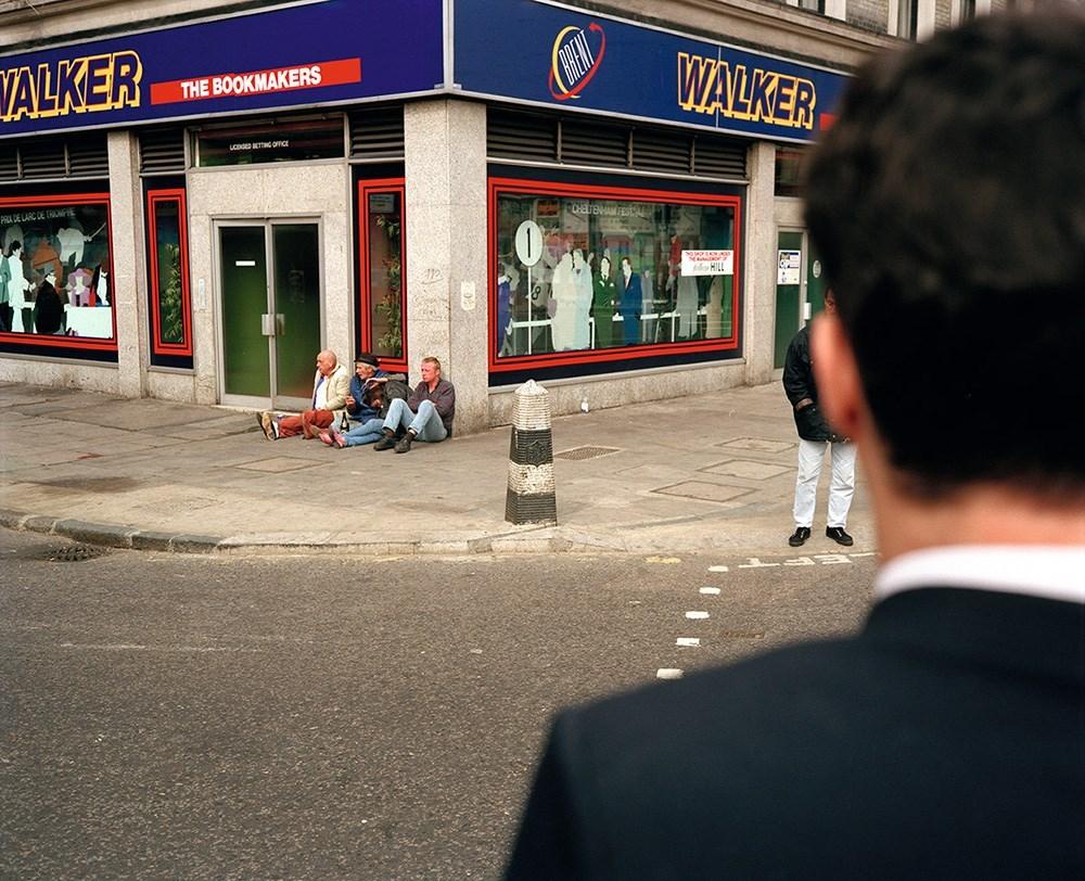 Kings Cross, London, 1990