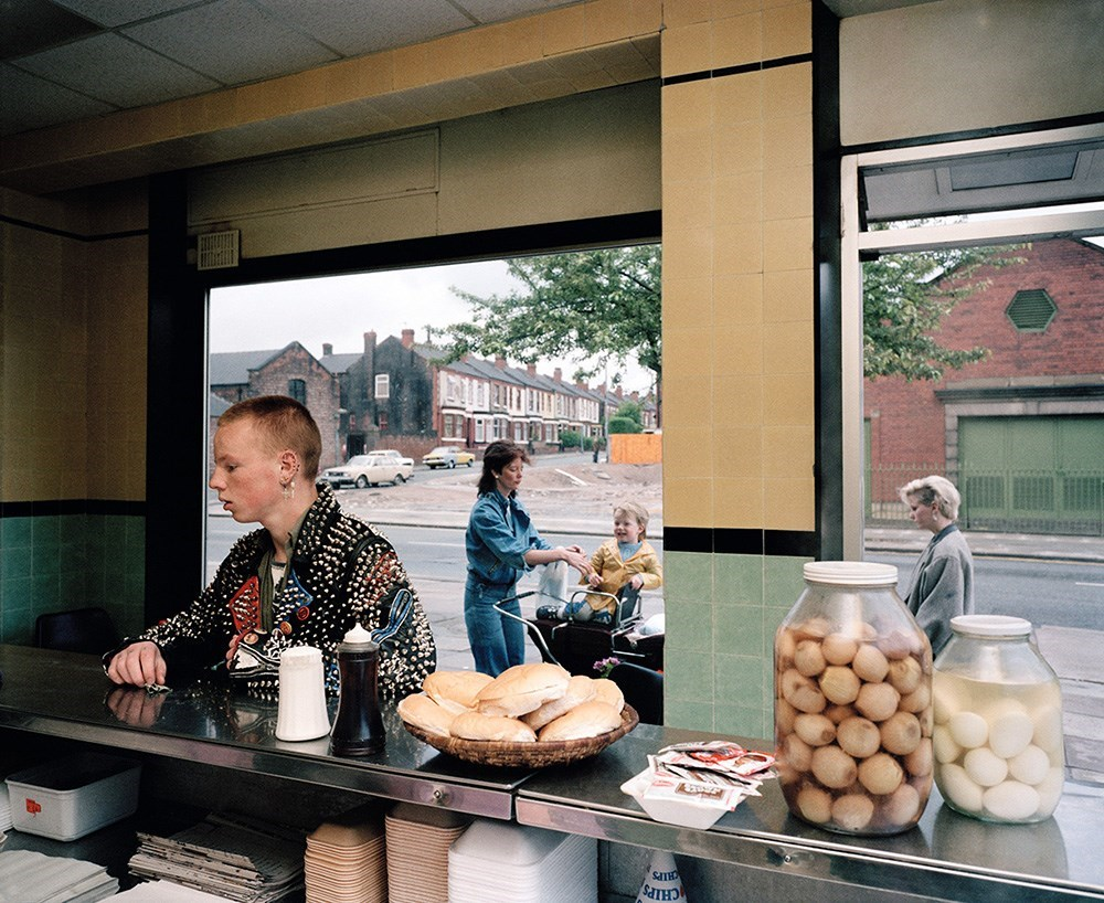 Salford, Greater Manchester, 1986