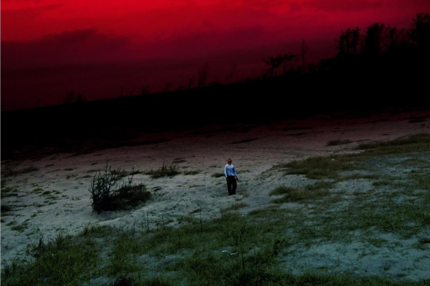 Lieko Shiga, Rasen kaigan (Spiral Shore) 45  from the series  Rasen kaigan (Spiral Shore) , 2012