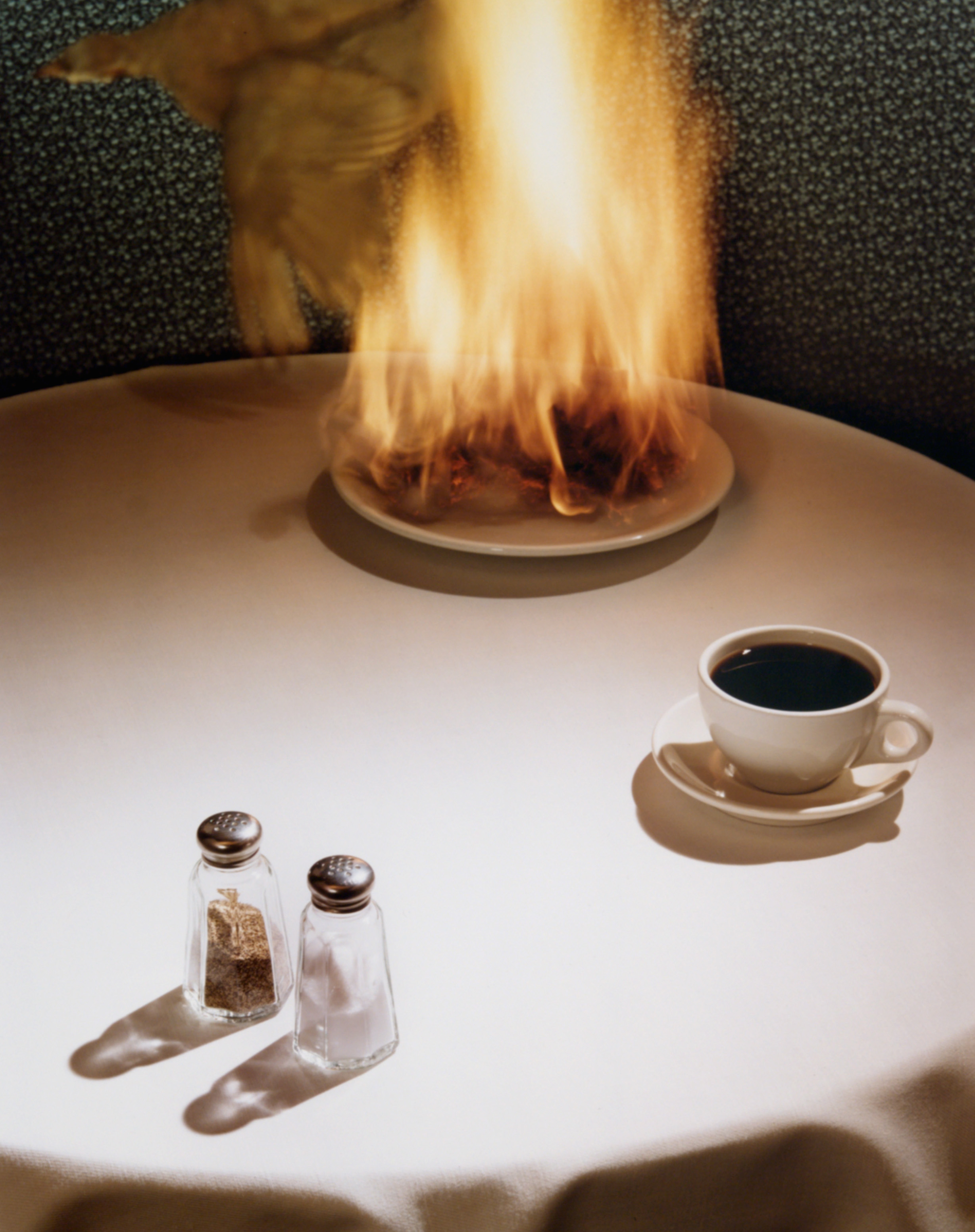 Jo Ann Callis,  Salt and Pepper and Fire , 1980