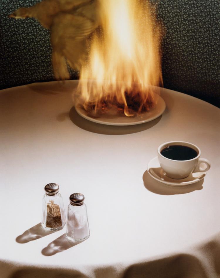 Jo Ann Callis, Salt and Pepper and Fire ,1980