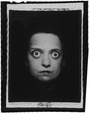 © Nancy Burson, Untitled, 1989. Courtesy the Polaroid Collections