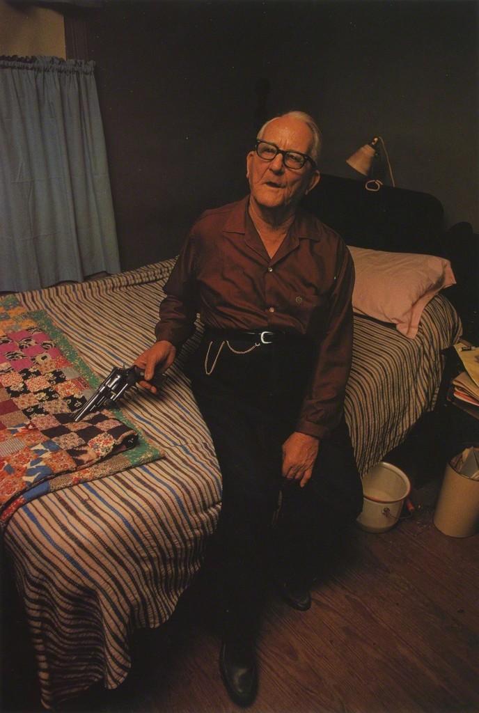 William Eggleston Morton, Mississippi , 1969-1970  ROSEGALLERY