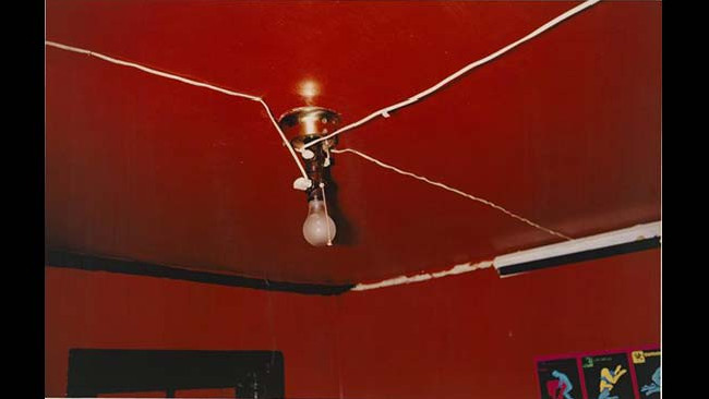 William Eggleston's Greenwood, Mississippi (1973). Collection National Gallery of Australia, Canberra.