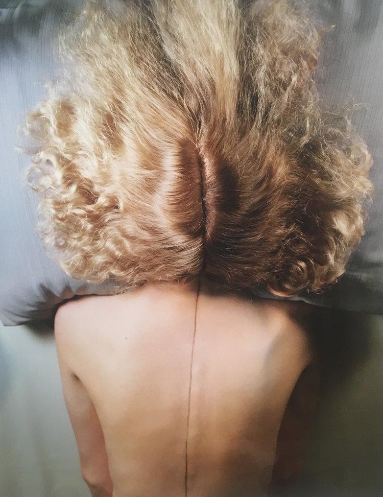 Jo Ann Callis, Woman With Blonde Hair,  1977