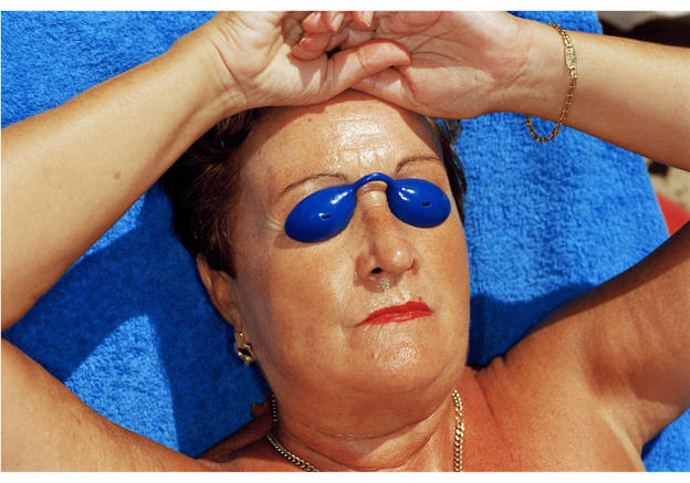 Benidorm, Spain, 1997 © Martin Parr / Magnum Photos. (© Martin Parr / Magnum Photos )