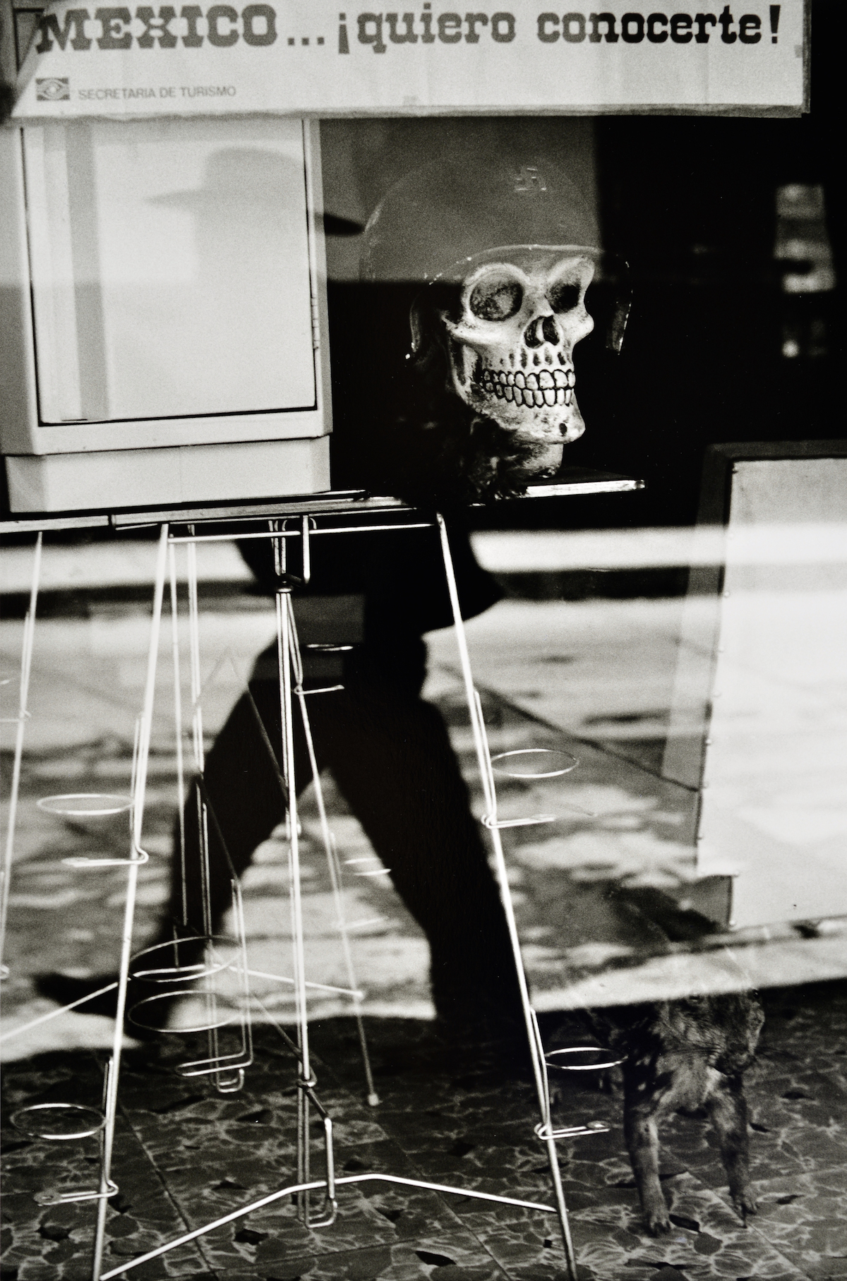 "Graciela Iturbide   ""Mexico...I want to get to know you!"", Chiapas, Mexico, 1975  11 x 14 inch Vintage Gelatin Silver Print"
