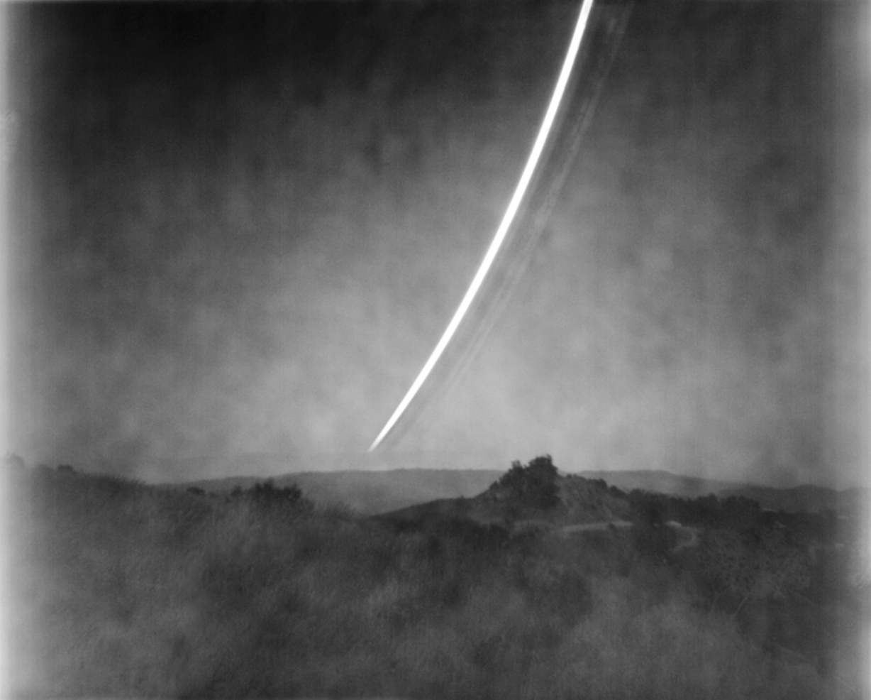 Richard Ehrlich   Malibu Las Flores 42 Day Exposure , 2016 24 x 30 inch Archival Pigment Print Initialed, dated and editioned in pencil on verso In a limited edition of six $3,800