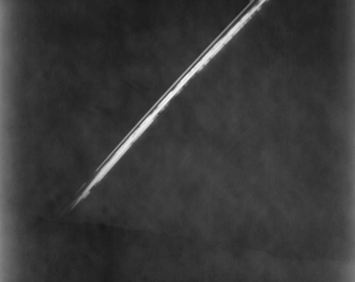 Richard Ehrlich   Malibu Las Flores 50 Day Exposure , 2016 16 x 20 inch Archival Pigment Print Initialed, dated and editioned in pencil on verso In a limited edition of eight $2,200