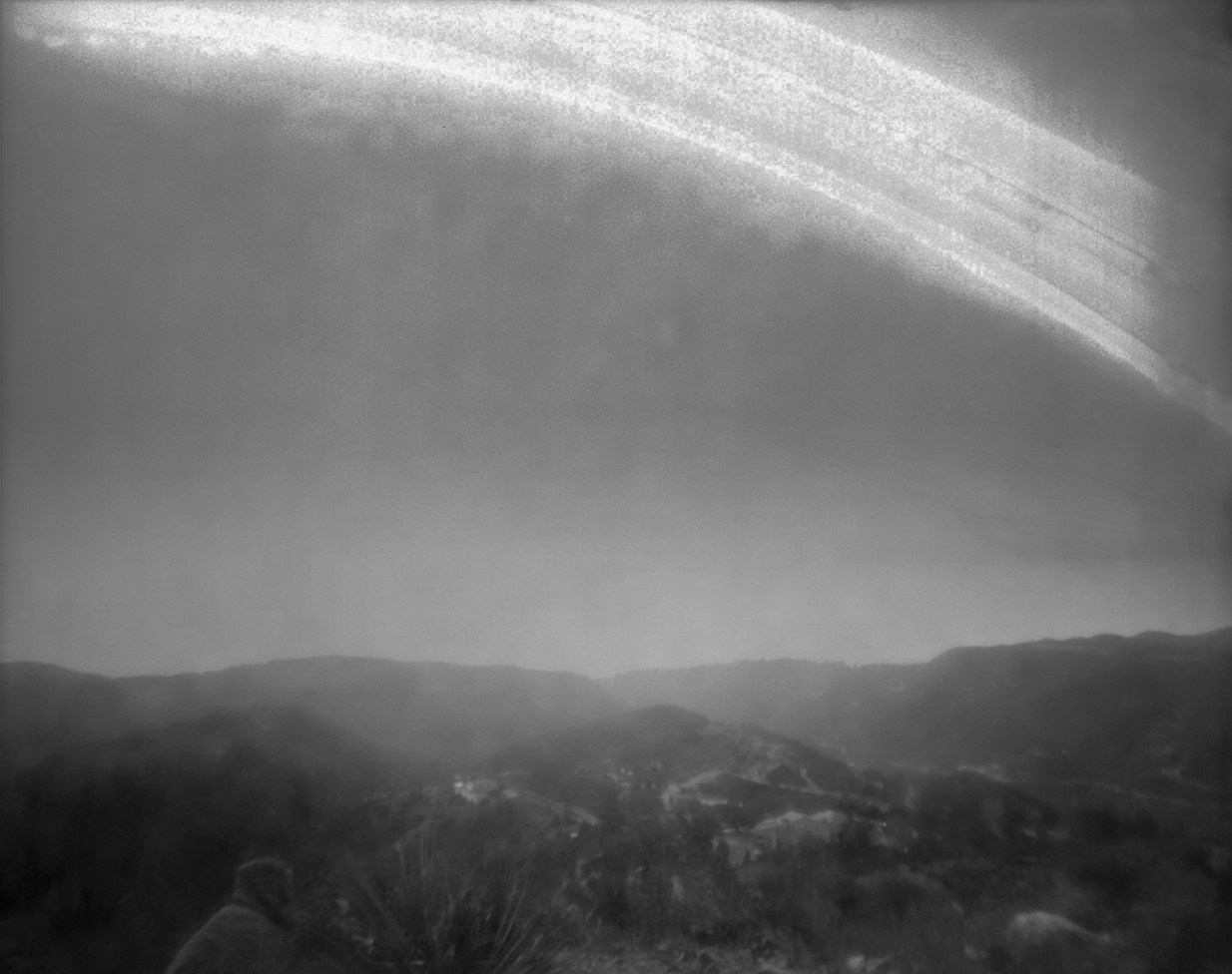 Richard Ehrlich   Malibu Las Flores 42 Day Exposure , 2016 16 x 20 inch Archival Pigment Print Initialed, dated and editioned in pencil on verso In a limited edition of eight $2,200