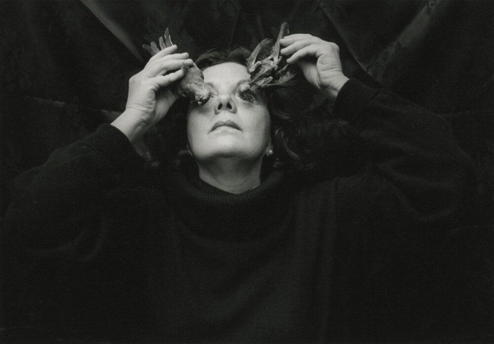 Graciela Iturbide,  ¿Ojos para volar? Coyoacán, México , 1991