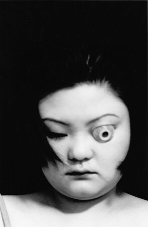 Tomoko Sawada,  Early Days #21 , 1996