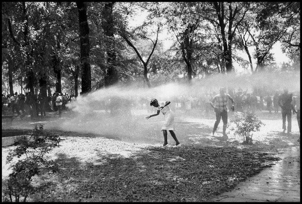 Bruce Davidson,  Birmingham, Alabama,  1963