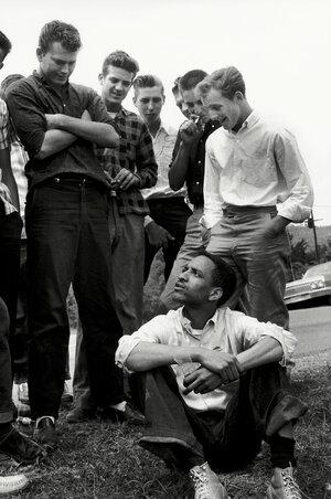 Bruce Davidson,  Mississippi , 1963