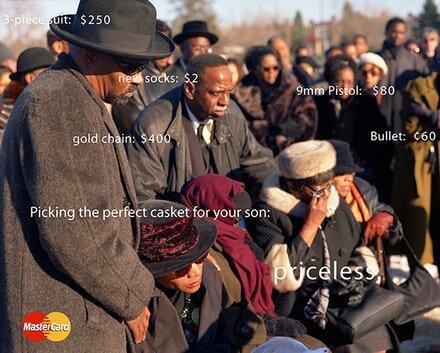 Hank Willis Thomas,  Priceless #1 , 2004