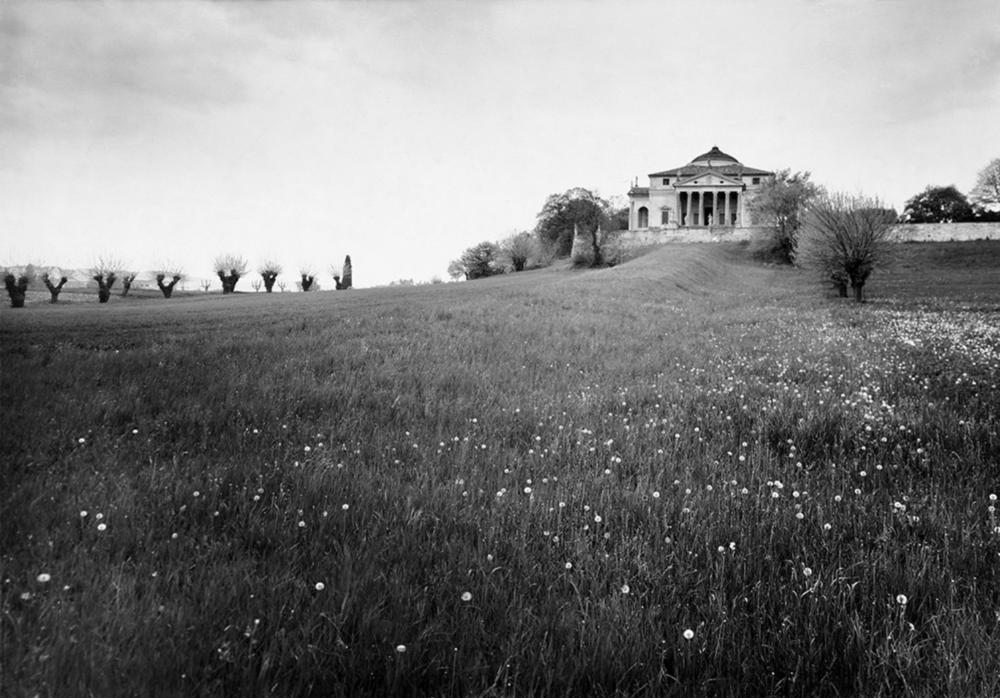 Philip Trager, from  Villas of Palladio