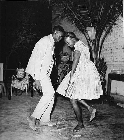 Malick Sidibé,  Nuit de Noél (Happy Club) , 1963