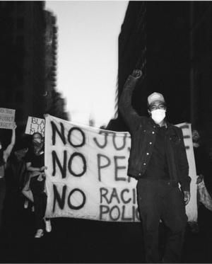 Alexander Brinitzer,  New York City,  June 2020