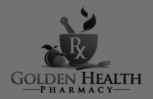 Client:  Golden Health Pharmacy  Industry:  Health + Wellness  Project:  One-pager design, Business card design, Brand strategy, Ad creative, Social media management, Website design, Copywriting, Press releases