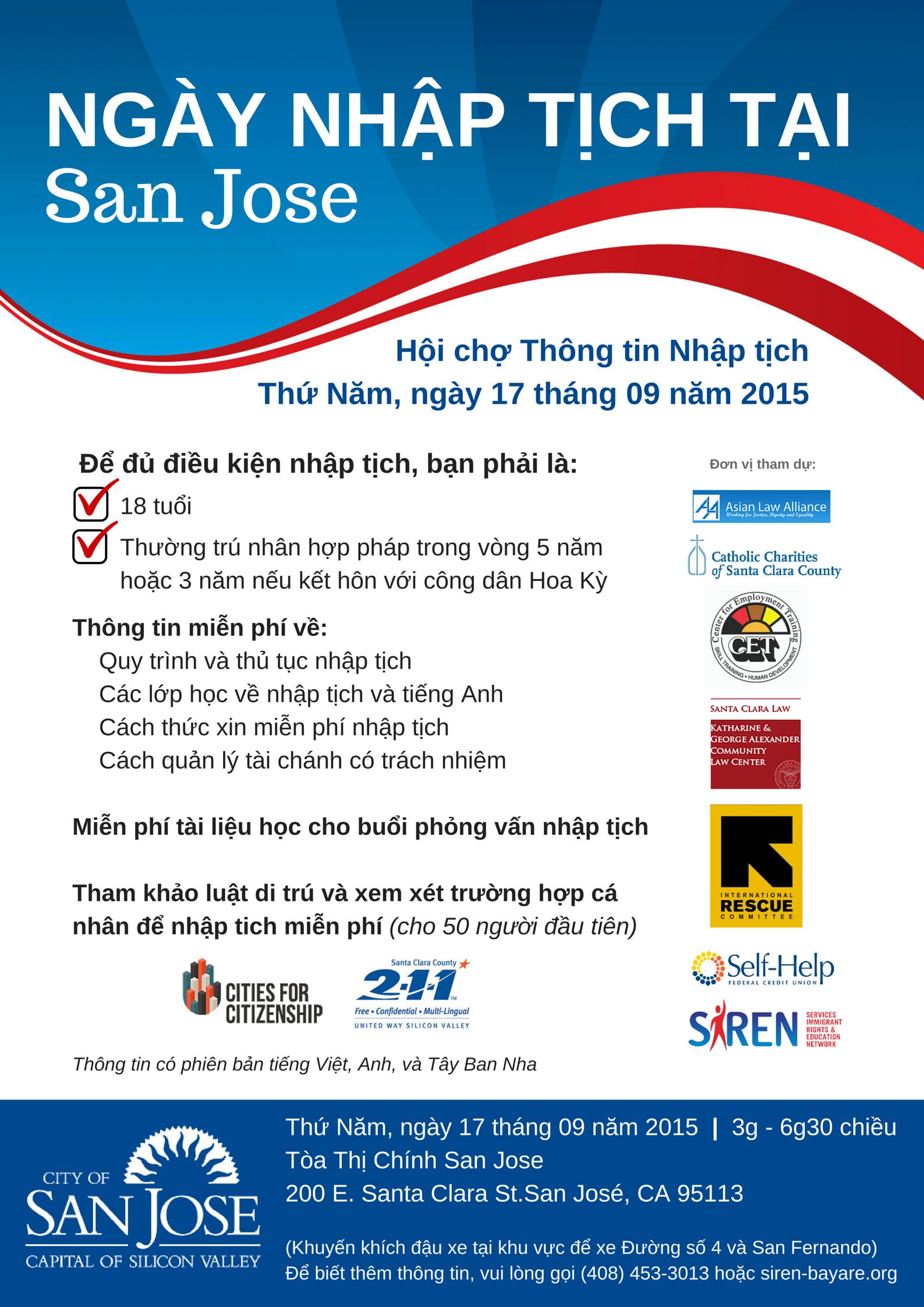Vietnamese PDF Flyer