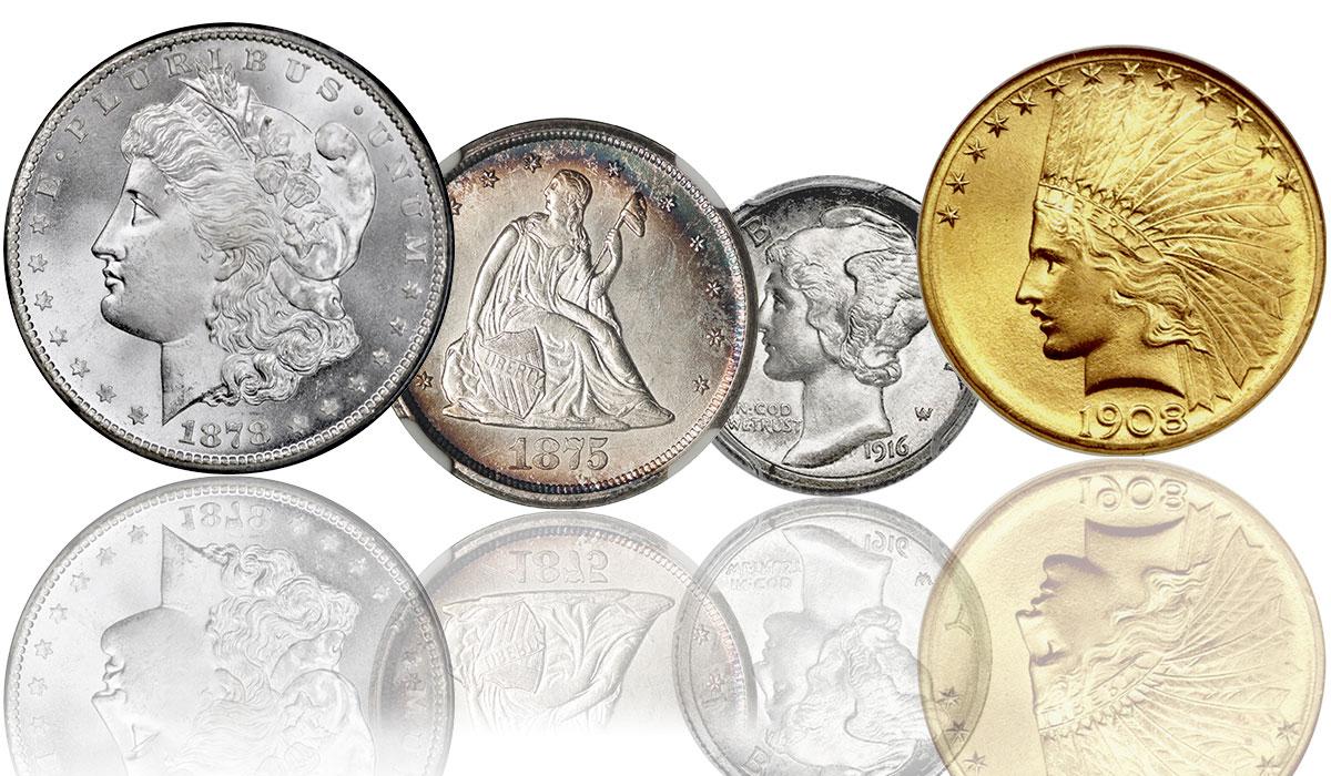 Southgate Coins - U.S. Rare Coins