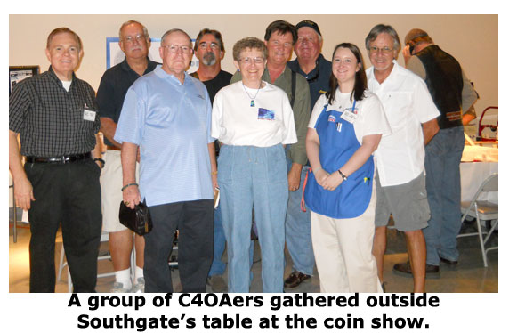 Members of C4OA gather in Carson City for annual meeting