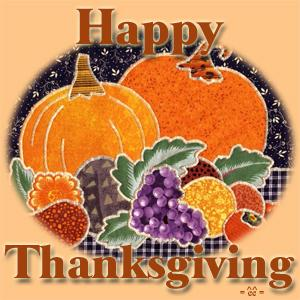 Happy Thanksgiving from Southgate Coins