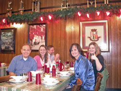 Southgate coins staff learns about family dining