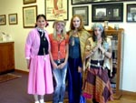 Southgate Coins staff dresses for Halloween