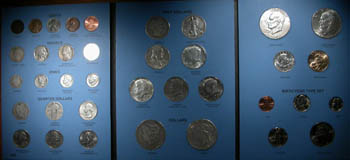 Southgate Coins sells everything you need to complete a 20th Century Type Set