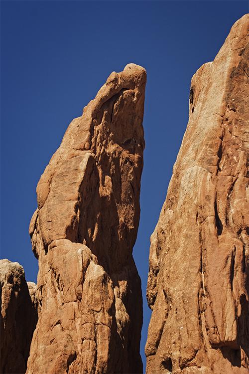 Rock Formation, Garden of the Gods Park, Colorado Springs, Colorado.