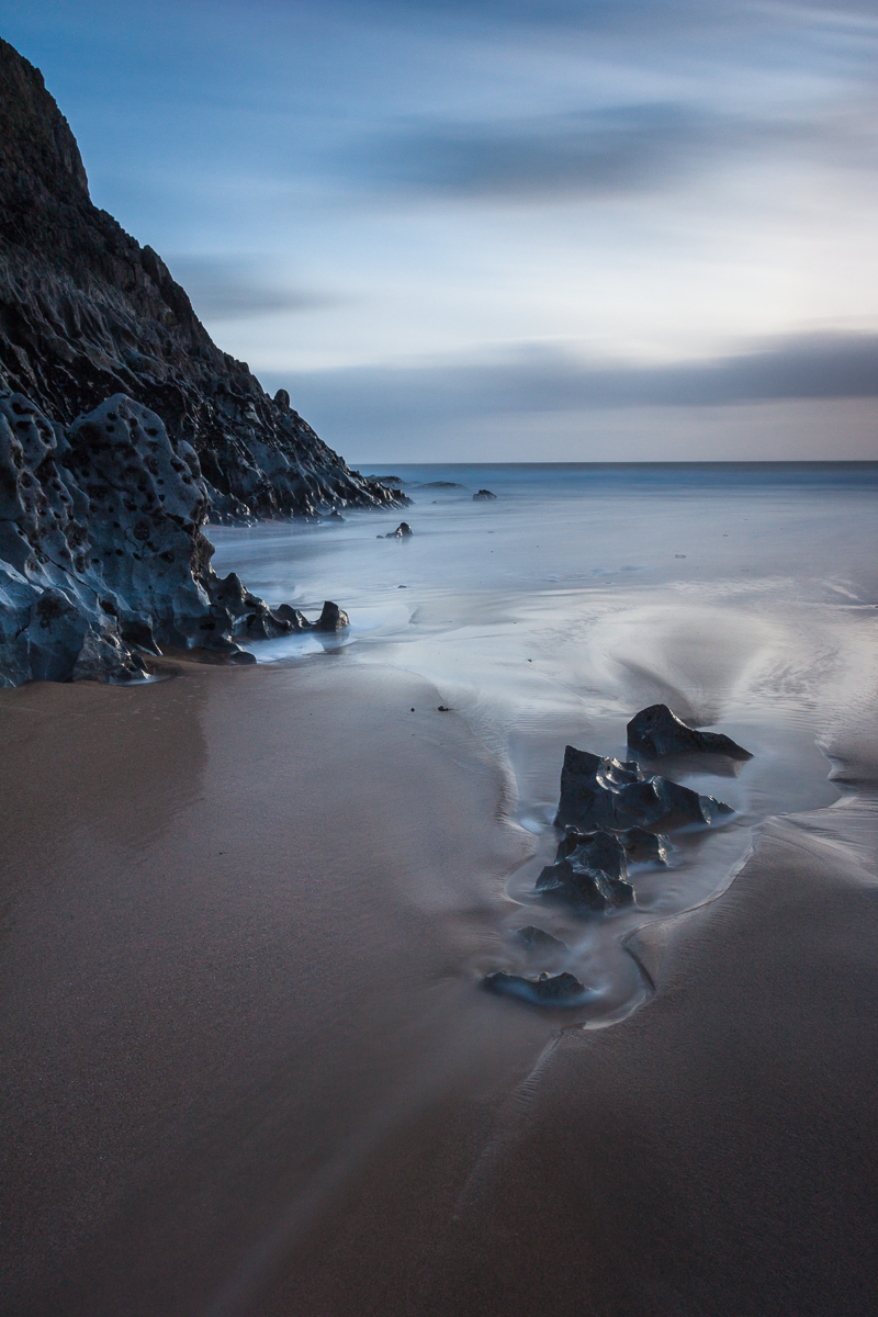 Mewslade Bay #1, January 2015