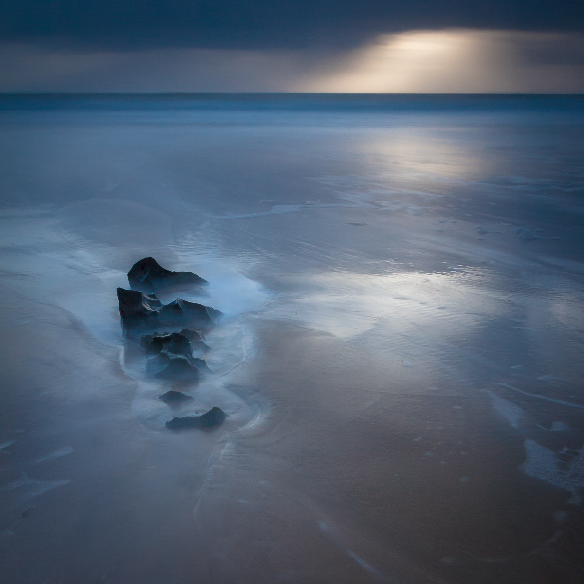 Mewslade Bay #2, January 2015