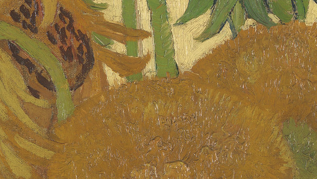 Van Gogh - Sunflowers, 1888