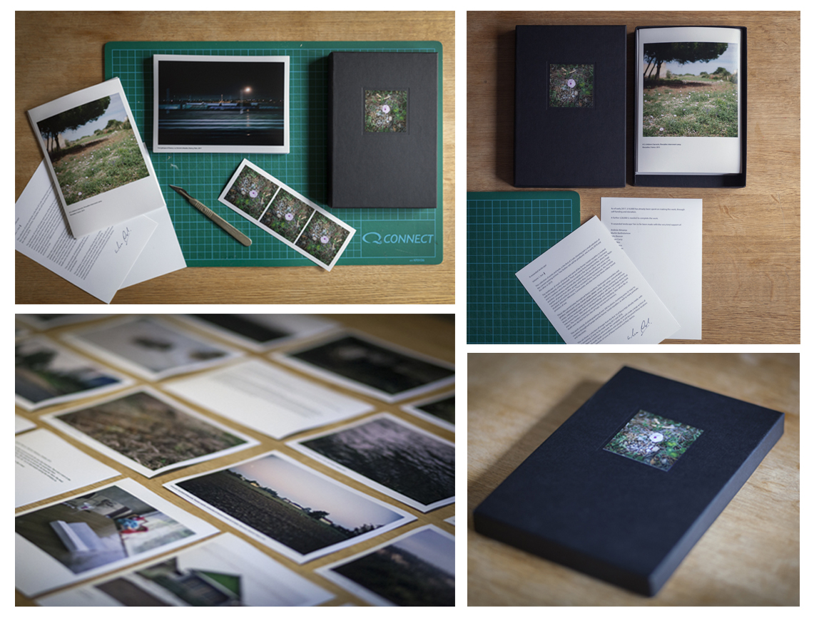 A wounded landscape - Working Archive Collection 1 - Available at marcwilson.co.uk