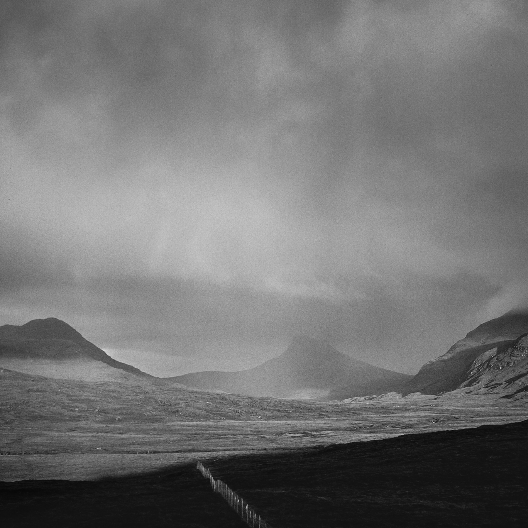 HIGHLANDS IN MONO - The Rollei Diaries