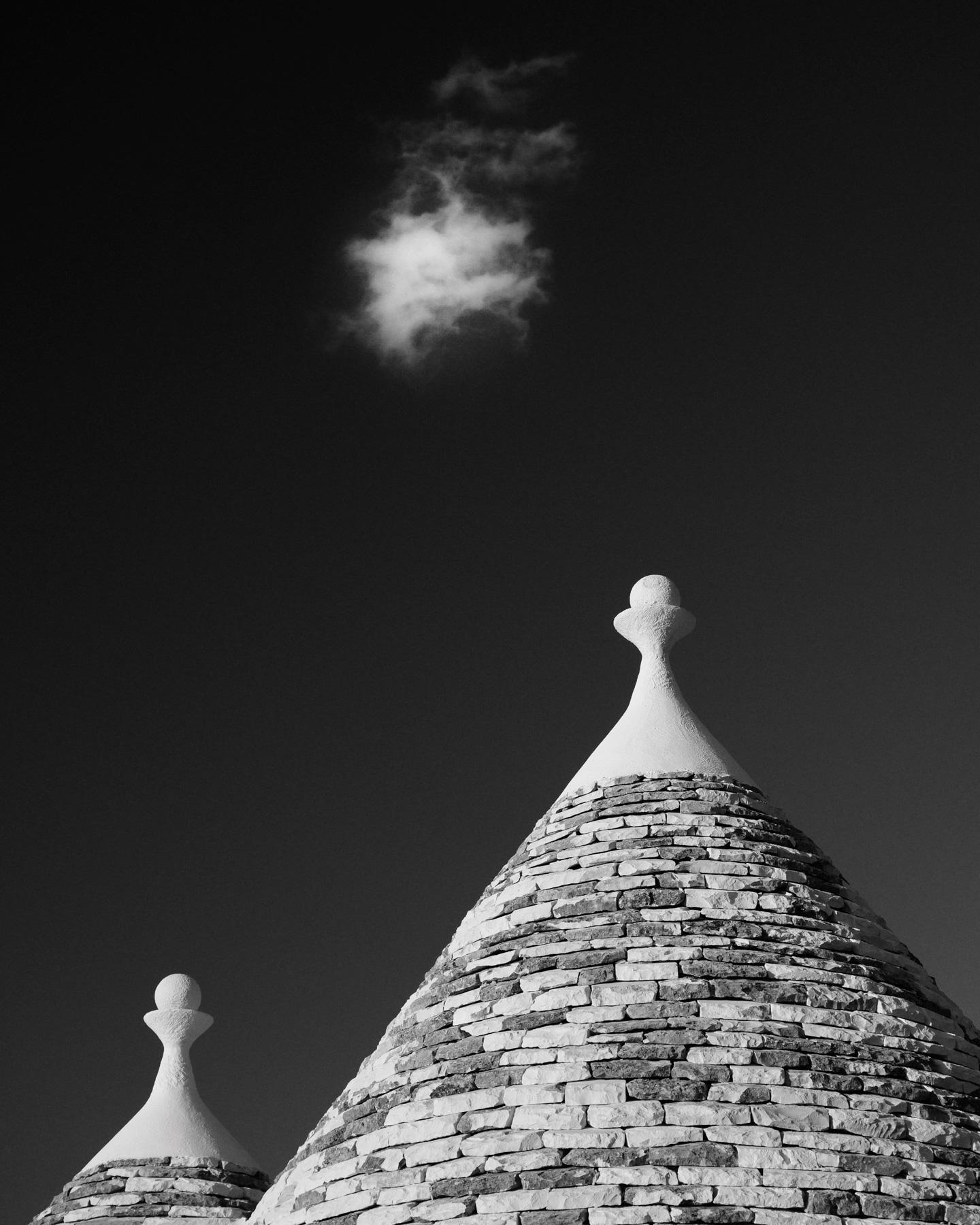 Trulli Rooftop Cones